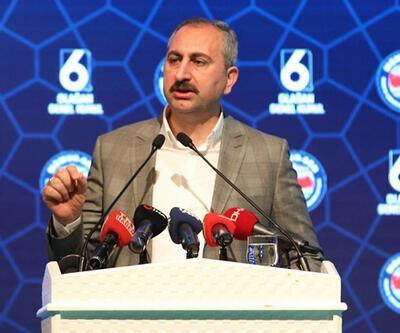 Bakan Gül'den Memur-Sen Genel Kurulu'nda önemli açıklamalar