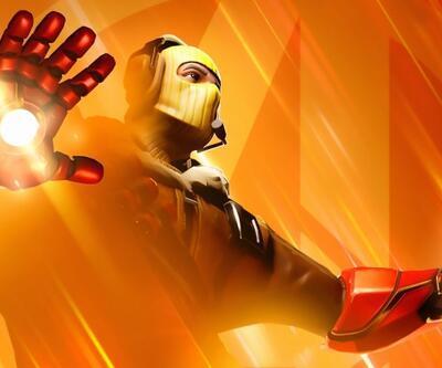 Fortnite için Avengers Endgame teması geldi