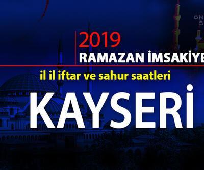 Kayseri imsakiyesi 2019 Diyanet: Kayseri imsak vakti, iftar, sahur saati cnnturk.com'da!