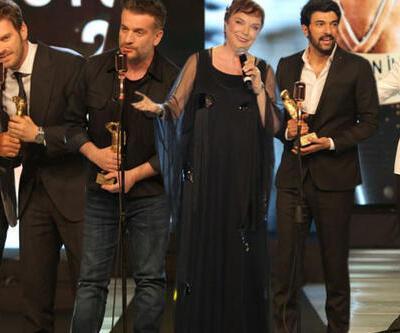 24. Sadri Alışık Tiyatro ve Sinema Oyuncu Ödülleri sahiplerini buldu