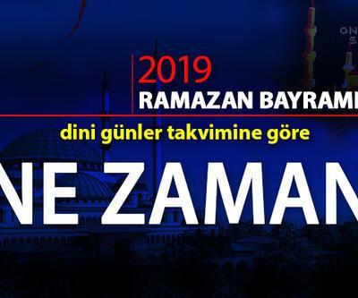 Ramazan Bayramı ne zaman, arefe hangi gün?