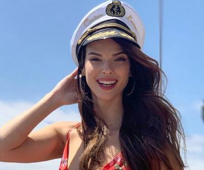 En güzel kaptan Larissa Gacemer