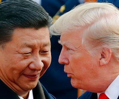 """Trump'tan """"ABD-Çin ticaret görüşmeleri"""" açıklaması"""