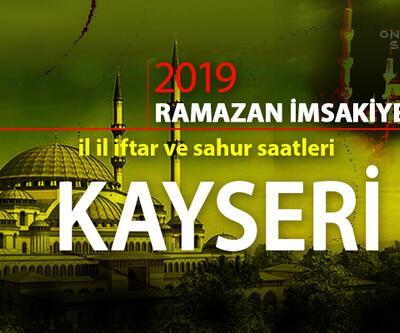 Kayseri iftar saati 13 Mayıs… Kayseri için iftar vakti cnnturk.com'da!