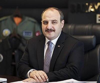 Bakan Varank: Sanayi üretimi pozitif seyrini sürdürmeye devam etti