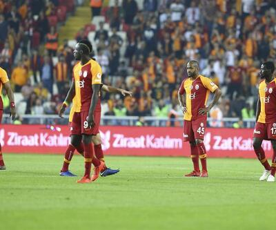 Türkiye Kupası şampiyonu Galatasaray!