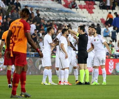 Ercan Kahyaoğlu: İkinci penaltı kararı çok ağırdı