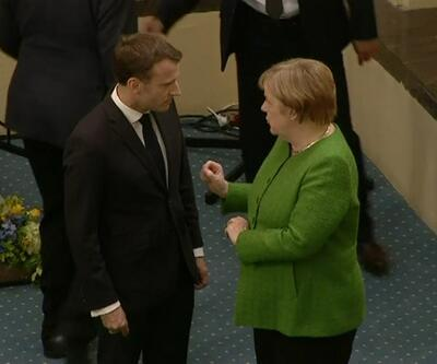 Fransa-Almanya krizi gün yüzüne çıktı!