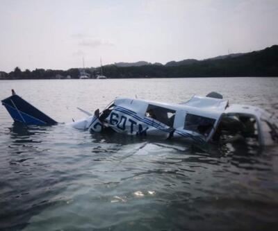 Honduras'ta küçük uçak düştü: 5 ölü