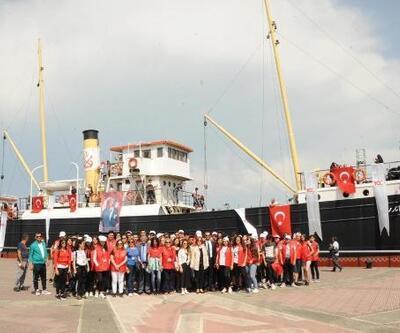 Balçovalı 150 genç Samsun'da