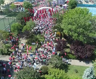 19 Mayıs'ın 100'üncü yılı İstanbul'da da coşkuyla kutlandı