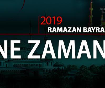 Bu yıl Ramazan Bayramı ne zaman? Bayram tatili hangi tarihte başlıyor?