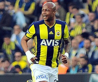 Yeni kaptan Andre Ayew