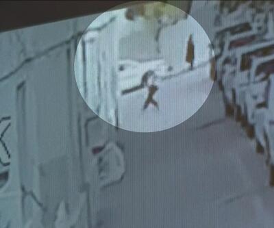 5. kattan düşen bebeği böyle kurtardı