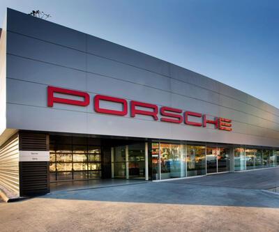 Porsche'ye büyük baskın