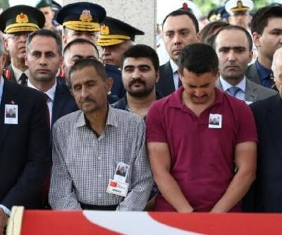Şehit Fatih Öz, Ankara'da son yolculuğuna uğurlandı