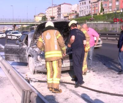 Maltepe ve Beyoğlu'nda kazalar