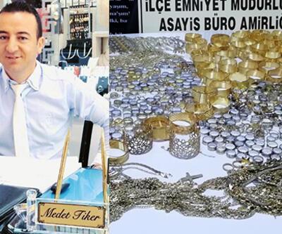 Danimarkalı çifte sahte altın satan kuyumcu tutuklandı