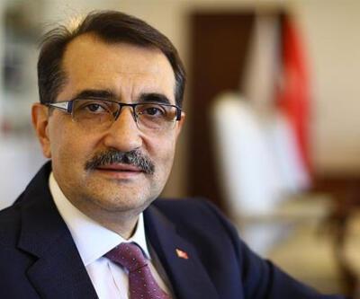 """Enerji ve Tabii Kaynaklar Bakanı Dönmez'den """"Doğu Akdeniz"""" açıklaması"""