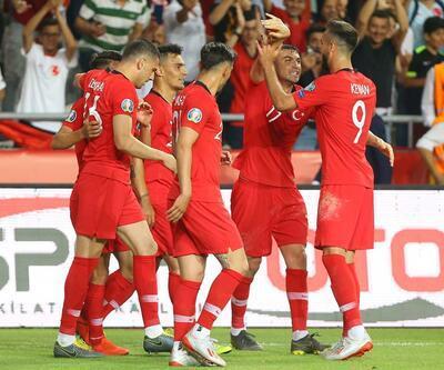 FIFA dünya sıralaması açıklandı: Türkiye...