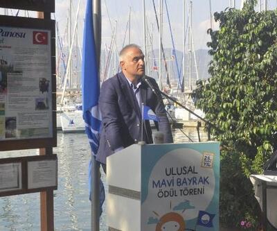 Yenilenen Ölüdeniz Atık Su Arıtma Tesisi, Bakan Ersoy'un katılımıyla açıldı