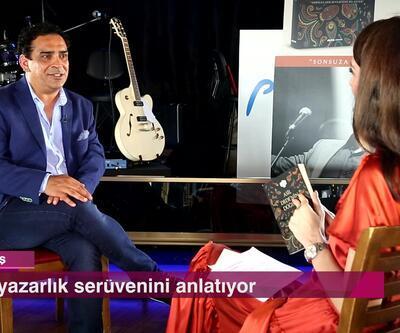 Sevilen şarkıcı Ege, müzik çalışmaları ve ikinci romanı Asil Dedenin Düğünü ile Afiş'e konuk oldu