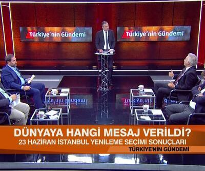 23 Haziran'da hangi seçmen kime neden oy verdi? Seçmeni en çok ne etkiledi? Türkiye'nin Gündemi'nde konuşuldu