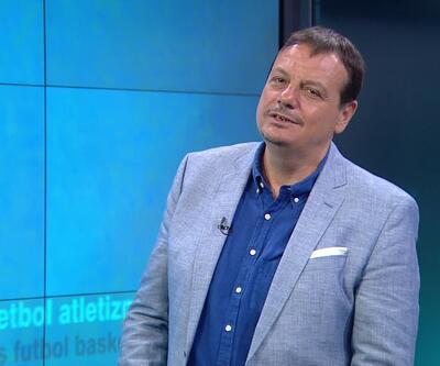 Ergin Ataman: Yaşananlara en güzel cevabı sahada verdik