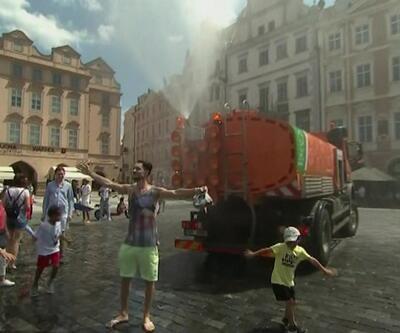Avrupa yanıyor: Hava sıcaklığı 40 dereceyi de geçebilir