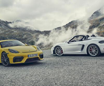 Porsche 718 ailesine iki yeni üye
