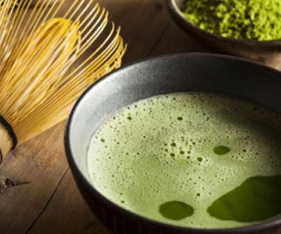 Hafızayı güçlendirmek için matcha çayı için