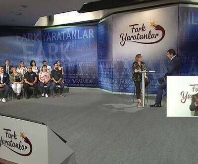 Türkiye'nin fark yaratan isimleri 5N1K'ya konuk oldu