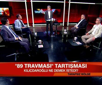 """Kılıçdaroğlu """"89 travması"""" ile ne demek istedi? CHP'nin yeni dönem stratejisi ne olacak? Siyasette kim ne planlıyor? Tarafsız Bölge'de konuşuldu"""