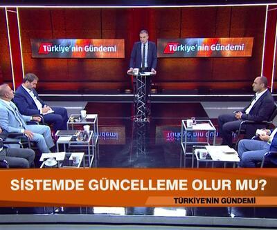 """Sistemde güncelleme olur mu? CHP neden """"sistem değişmeli"""" diyor? Yeni parti iddiaları için kim ne diyor? Türkiye'nin Gündemi'nde konuşuldu"""