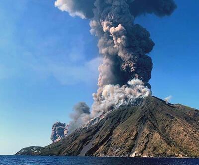 Stromboli Yanardağı'nda 1 kişi öldü