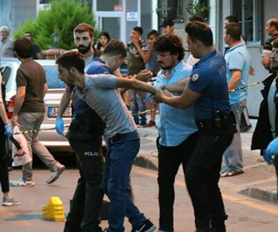 Ümraniye'de komşular arasında silahlı kavga çıktı