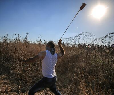Gazze'deki gösteriler devam ediyor