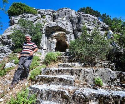 Alanya'da tarih talanı