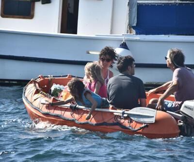 Ünlü oyuncu 11 yıldır teknede yaşıyor