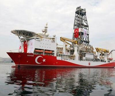 Türkiye'nin sondaj gemisi Yavuz, Karpaz açıklarına ulaştı