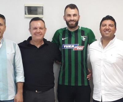 Mustafa Yumlu Denizlispor'da