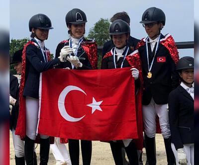 Balkan Şampiyonası'nda Türkiye'den büyük başarı