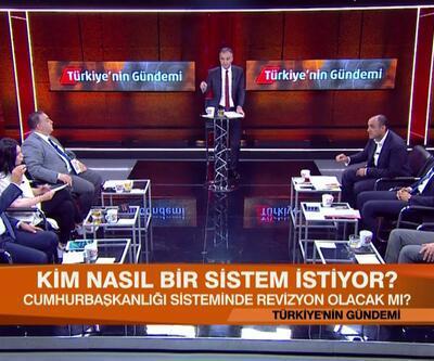 Sistemde hangi değişiklikler planlanıyor? Yeni parti iddialarında kim ne diyor? Türkiye'nin Gündemi'nde konuşuldu
