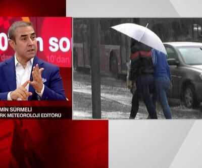 Marmara ve Karadeniz için son dakika aşırı yağış uyarısı