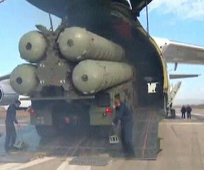 Son dakika... S-400'lerin Türkiye'ye teslimatı başladı