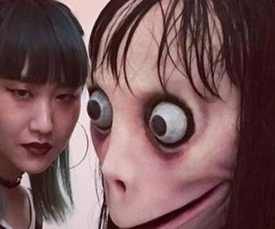 İşte çocukların korkulu rüyası Momo'nun son hali