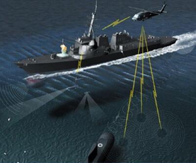Deniz Kuvvetleri için sonar sistemi ve torpido bataryası geliştirilecek