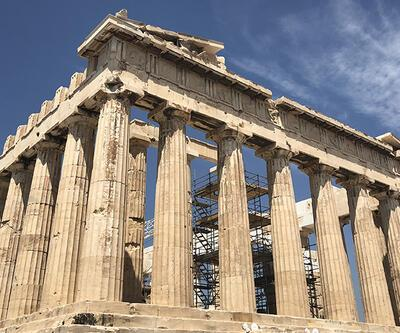 Her Sabah Bir Liman, Ege'nin tarihi kenti Atina'yı gezdi