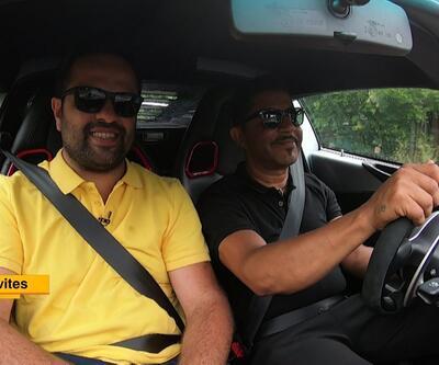 7. Vites, otomobil tutkunlarını Mansur Ark ile enerji dolu bir tura çıkardı