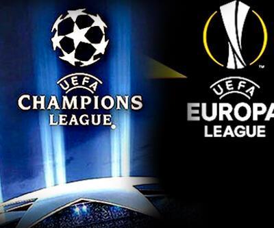 Şampiyonlar Ligi ve UEFA elemeleri ne zaman, saat kaçta?